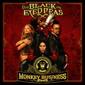 The Black Eyed Peas - Monkey Business grafismos