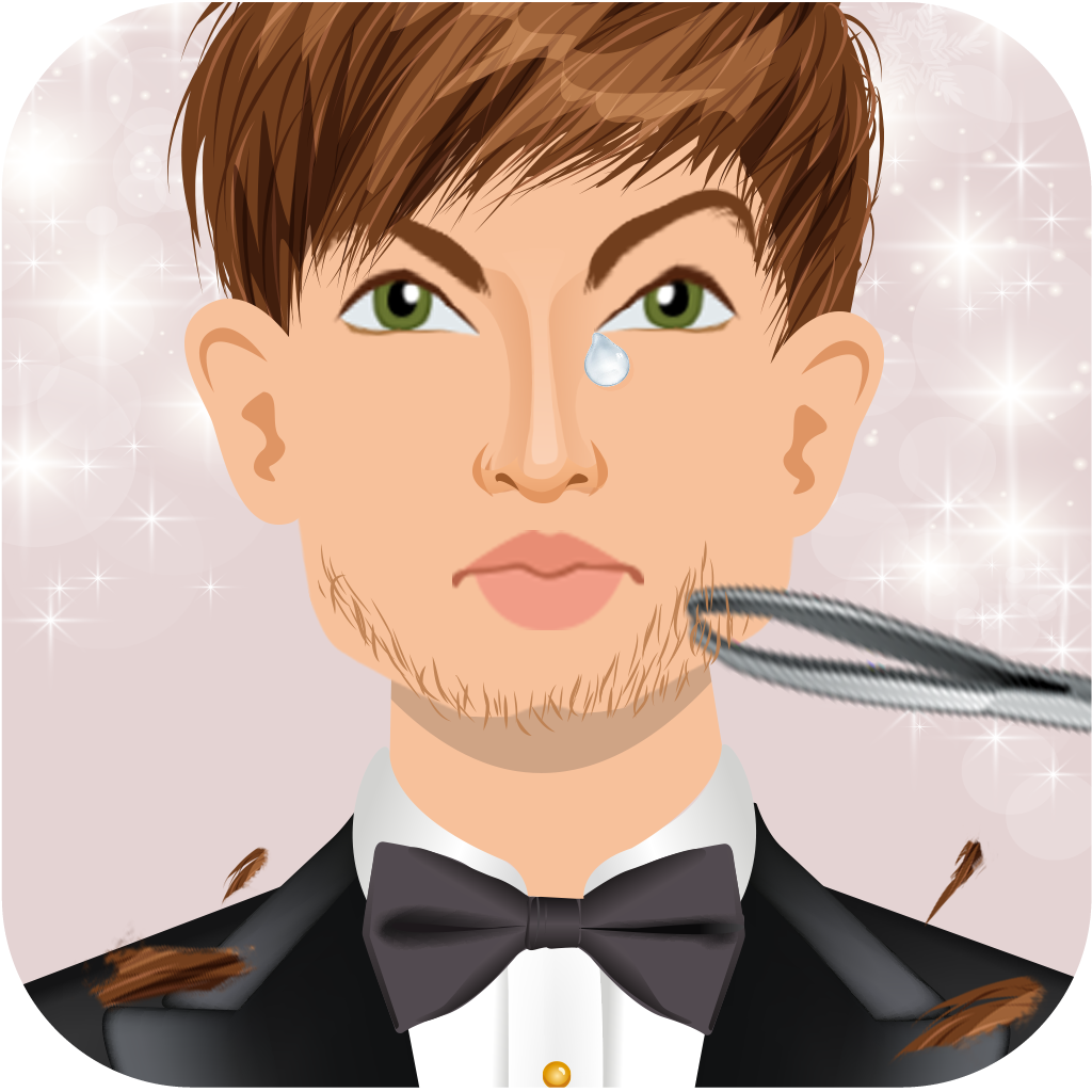 Free a wedding shave barber salon makeover free girl s for Wedding dress up games for girls and boys